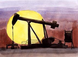 Natural Resource Curse Scholar
