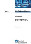 Die Target-Kredite der Deutschen Bundesbank